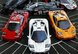 Los 20 autos de producción más rápidos del mundo