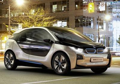 BMW i3: A producción el 2013