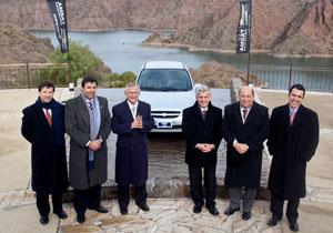 General Motors Argentina inicia donación de vehículos