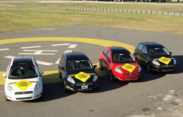 FIAT brinda cursos de manejo seguro