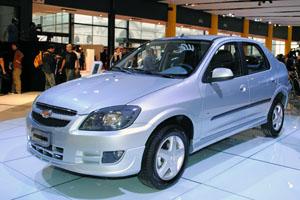 Nuevo Chevrolet Prisma en agosto en Argentina