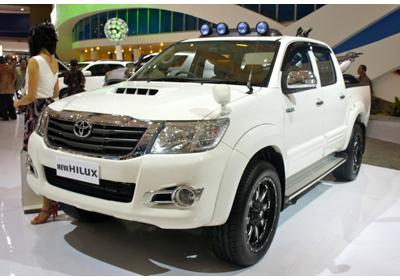 Toyota Hilux 2012: Imágenes exclusivas