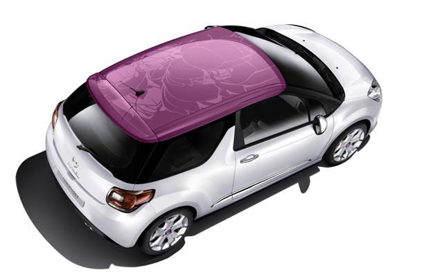 Citroën DS3 festeja el pedido N° 100.000