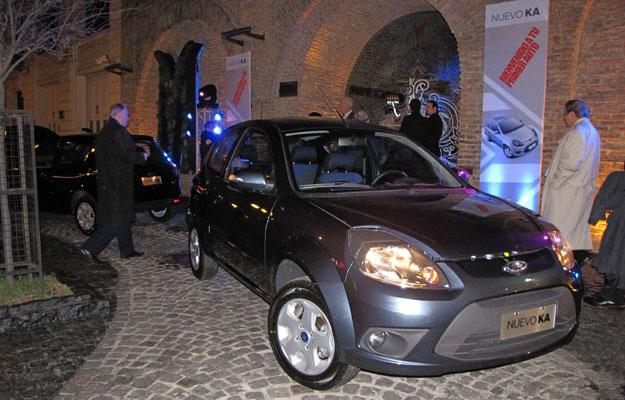Nuevo Ford Ka, presentación oficial y precios