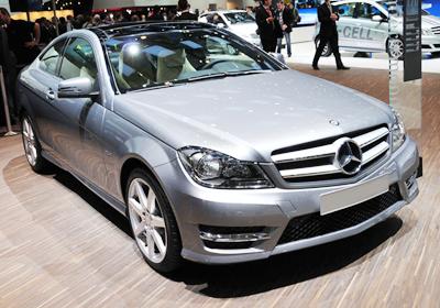 Mercedes-Benz Clase C Coupé: Inicia venta