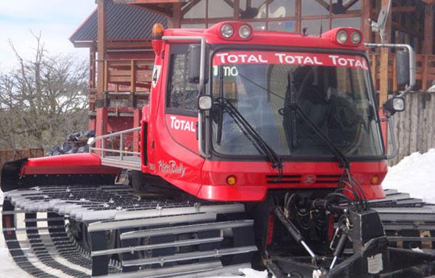 Total es sponsor oficial del cerro Chapelco