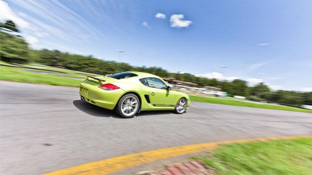 Prueba: Porsche Cayman R. Deportivo al extremo
