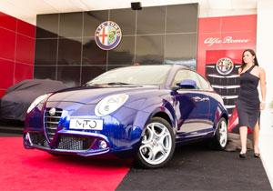 Alfa Romeo MiTo en el Concurso de la Elegancia 2011