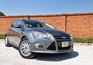 Ford Focus  Sel Plus A Prueba