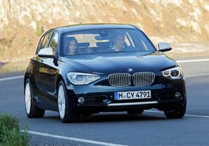BMW Serie 1 2012 primeras imágenes oficiales