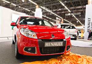 Renault Sandero 2012 debuta en el Salón de Guadalajara 2011