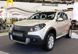 Renault Stepway 2012 debuta en el Salón de Guadalajara 2011