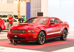 Ford Mustang ST 2012 debuta en el Salón de Guadalajara 2011