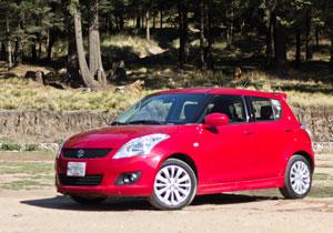 Suzuki Swift 2012 a prueba
