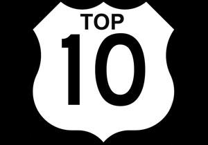 Top 10 los autos más impresionantes de 2011