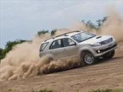Toyota SW4 a prueba