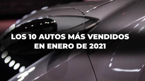 Los 10 autos más vendidos en Argentina en enero de 2021