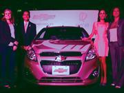 Chevrolet Spark LTZ 2013 Pink Lady a subasta