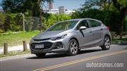 Test Chevrolet Cruze Premier: conectando detalles