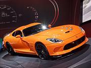 SRT Viper TA, furia anaranjada