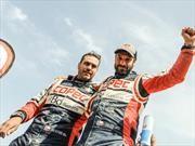 ¿Cómo les fue a los chilenos en el Dakar 2019?