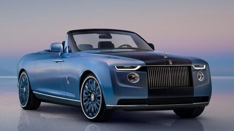 Rolls-Royce Boat Tail, espíritu en éxtasis total