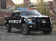 Ford F-150 Police Responder 2018, una camioneta que no te gustaría ver en tu retrovisor