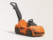 McLaren 570S Step2 Push Sports Car es un adorable deportivo para niños