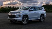 Mitsubishi presenta el facelift de Montero Sport en Tailandia