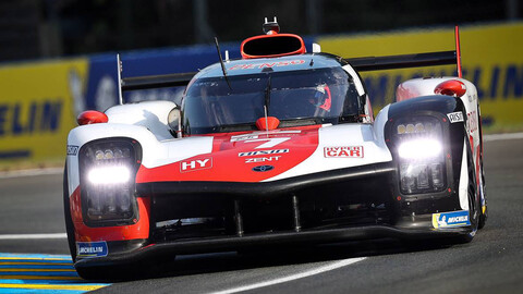 24 Horas de Le Mans 2021 Pechito López arrancó de la mejor manera
