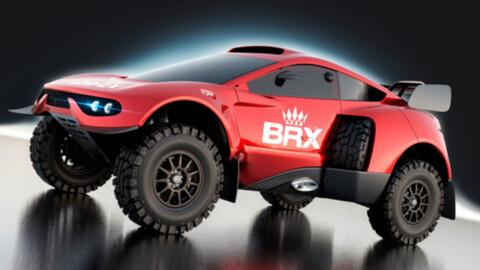Así es el nuevo auto de Prodrive para el Dakar 2022