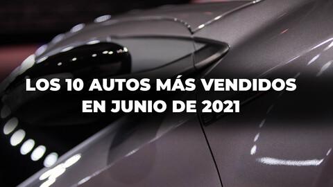 Los 10 autos más vendidos en Argentina en junio de 2021