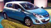 Opel Chile anticipa su gama 2012