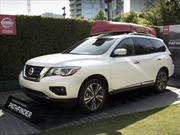 Nissan Pathfinder 2017, perfecciona la imagen y poder
