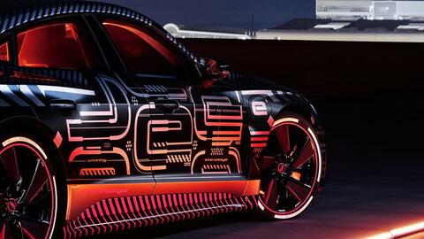 Audi está listo para presentar su primer sedán eléctrico