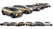 Toyota prepara una invasión de autos eléctricos para 2025