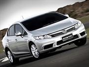 Honda lleva su nuevo Civic al Salón de Buenos Aires