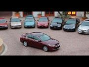 Honda Accord alcanza su aniversario 40