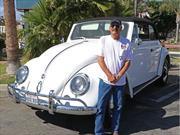 ¿Un Volkwagen Beetle con un motor HEMI V8?