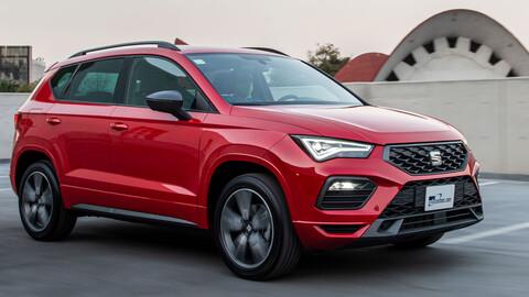 SEAT Ateca FR 2021 a prueba, aspiraciones deportivas para una SUV muy familiar