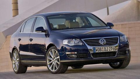 Volkswagen de México llama a revisión Crafter, Passat, Gol y Sportvan