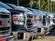 Las marcas de autos más vendidas en Estados Unidos -Enero a Julio 2017-