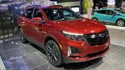 Chevrolet Equinox 2021 consigue una apariencia deportiva