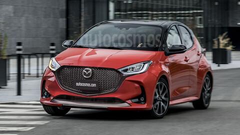 Nuevo Mazda2 estará basado en el Toyota Yaris