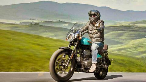 Royal Enfield Meteor 350: así es la nueva moto de entrada