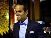 Orlando Duque, embajador de Volkswagen en Colombia