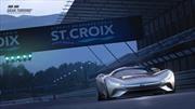Jaguar Vision Gran Turismo con 1,050 hp está listo para conducirse en PlayStation
