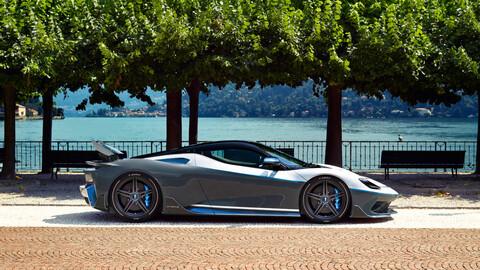 Los Pininfarina Battista contarán con servicios online en todo el mundo