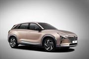 Hyundai FCEV, la SUV de hidrógeno con 800 km de autonomía