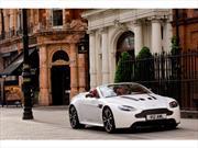 Aston Martin V12 Vantage Roadster: se presenta